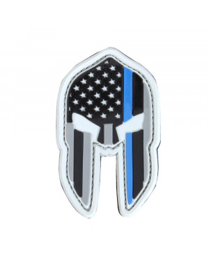 SPARTAN HELMET PVC PATCH (6PCS/PACK)